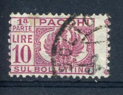 ITALY - SG P227 -  10L Cat £32 - 1900-44 Vittorio Emanuele III