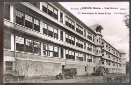 VILLEDIEU -- Esnel Desrues . Le Sanatorium De Saint - Sever - Villedieu