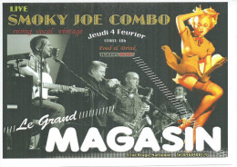 LE GRAND MAGASIN 4 RUE ARAGO, NARBONNE - SMOKY JOE COMBO  ( NUS NUE NU ) - Narbonne
