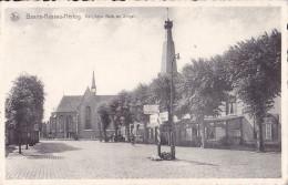 BAARLE-NASSAU-HERTOG : Belgische Kerk En Singel - Baarle-Hertog