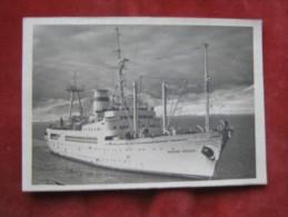 Navire Russe de Recherche Oc�anographique - Russian Oceanographic Research Vessel