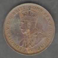 AUSTRALIA PENNY 1921 - Moneta Pre-decimale (1910-1965)