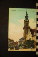 CP, 57, BITCHE L'Eglise Catholique N° 1 Ecrite En 1927 Ed Roger - Bitche