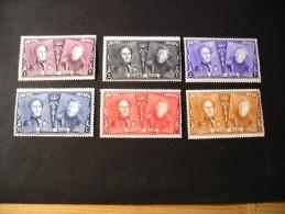 Série Commémorative Du 75 Anniversaire Du Premier Timbres Poste De Belgique - Belgium