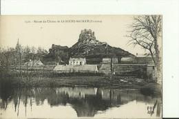 FR1356   --   LA ROCHE - MAURICE   --   RUINES DU CHATEAU - La Roche-Maurice