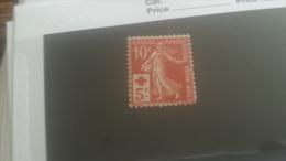 LOT 246823 TIMBRE DE FRANCE NEUF** N�147 VALEUR 100 EUROS