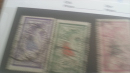 LOT 246824 TIMBRE DE FRANCE OBLITERE N�206 A 208 VALEUR 65 EUROS