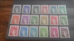 LOT 246860 TIMBRE DE FRANCE NEUF** LUXE