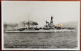 WW2 - Photographie / Carte Postale Cuirassé Jean Bart (de 1911) Rebaptisé Océan En 1937 - Guerre 1939-45