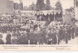 BERCHEM : Inauguration Du Monument Frédéric De Mérode - Antwerpen