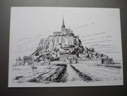 Le Mont Saint Michel B.T. - Unclassified