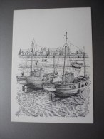 Henri Touleron Petit Port Breton - Illustrateurs & Photographes