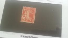 LOT 246944 TIMBRE DE FRANCE NEUF* N�147 VALEUR 40 EUROS