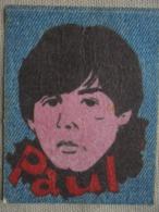 "Ancien Transfert/décalcomanie ""Paul Mac Cartney"" Années 70 - Manifesti & Poster"