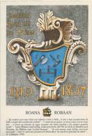 ROANA   GLORIOSA  LEGA  DE LE 7 TERE    ARALDICA DEI 7 COMUNI     (NUOVA) - Vicenza