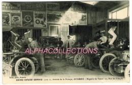 89 - AUXERRE : GRAND GARAGE GERVAIS. - Auxerre