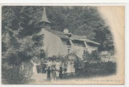 ESCLES L'Ermitage Saint Martin  Animée - Frankreich