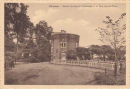 Paturages.-Entree Du Bois De Colfontaine Et La Tour Du Lait Bure , Belgium , 30-40s - Belgique
