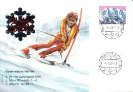 Ski, Switzerland, Mountain, Zurbriggen, Girardelli, Tomba - Skisport