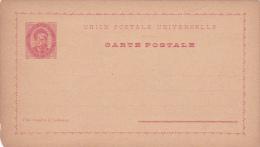 Portugal Postal Card 20 Reis Mint - Postal Stationery