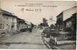 Carte Postale Ancienne De BARISEY LA COTE - France
