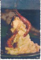 Francia--Les Crevettes--1959---Cachet--Fouras - Recetas De Cocina