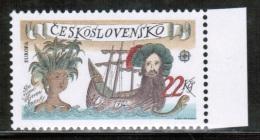 CEPT 1992 CS MI 3114  CZECHOSLOVAKIA - Europa-CEPT