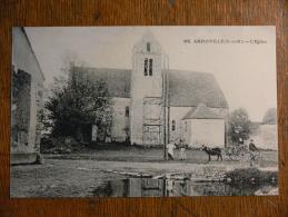 AMPONVILLE (77) - L'église - Francia