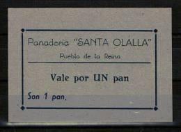 SANTA OLALLA (BADAJOZ) - Nationalist Location