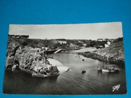 85) Ile D'yeu N° 71 - Le Port De La Meule Par Temps Camme - Année  - EDIT - Gaby - Ile D'Yeu