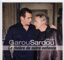 Garou Et Sardou °°°° La Riviere De Notre Enfance   /  Cd Single - Rap & Hip Hop