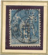 N°90 PERFORE. - 1876-1898 Sage (Type II)