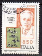 PIA - 1TALIA - 1994 : Europa : Giulio Natta   - (SAS 2107) - 1946-.. République