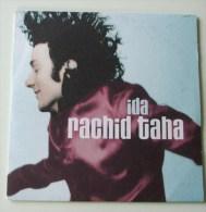 Rachid Taha  °°° Ida    /  Cd Single - Rap & Hip Hop