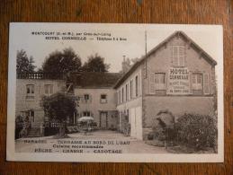 MONTCOURT (77) - Grez-sur-Loing - Hotel Corneille - Francia