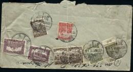HONGRIE- LETTRE DE BUDAPEST POUR LA FRANCE  1912  A ETUDIER  LOT P2130 - Marcophilie