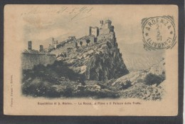 8895-SAN MARINO-1901-FP - San Marino