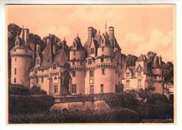 37 - Ussé - Le Château - Vue D'ensemble - Editeur: Nouvelles Galeries N° 1 - Autres Communes