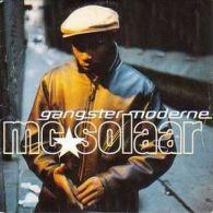 Mc Solaar °°° Ganster Moderne     /  Cd Single - Rap & Hip Hop