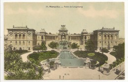13 - Marseille - Palais De Longchamp - éd. M.O. Ollivier N° 29 - Cinq Avenues, Chave, Blancarde, Chutes Lavies