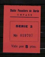 SEROS (LERIDA) - Zona Nazionalista