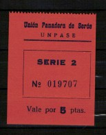 SEROS (LERIDA) - Nationalist Location