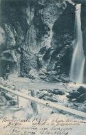 AUTRICHE - BURGAU - Wasserfall In Der Burggrabenklamm - Autres
