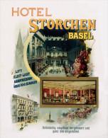 @@@ MAGNET - Hotel Storchen, Basel - Publicidad