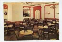 GERMANY  - AK 221724 Berlin -  Teilansicht Cafe Möhring Am Charlottenburger Schloß - Charlottenburg