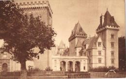 11837. Postal PAU (Pyrenées Atlantiques)  Chateau Henri IV. Le Bearn - Pau