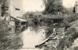 Longuyon, Pont Neuf Vu Sur La Grusne. - Cartes Postales
