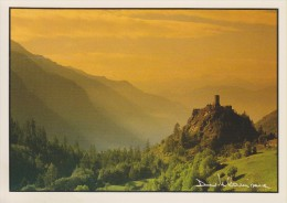 VALLE D´AOSTA-CASTELLO DI GRAINES AYAS-FOTOGRAFO DAVIDE CAMISASCA-GRESSONEY ST.JEAN 1985-FG-N - Italia