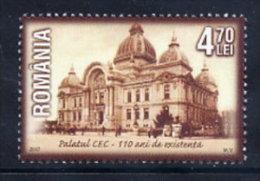 ROMANIA 2007 Savings Bank Anniversary    MNH / **.  Michel 6204 - 1948-.... Republics