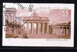 Bund 2007, Michel# 2636 O  Selbstklebend, Self-adhesive Mit ESST Bonn - BRD